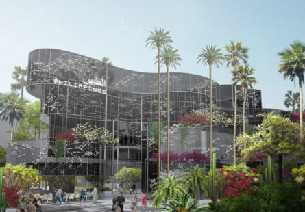 Opening of the Philippine Pavilion at the 2020 Dubai World Expo